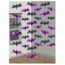 Halloween Bat String Hanging Decoration